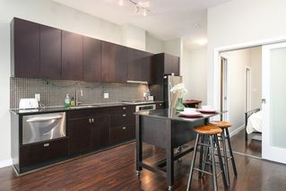 "Photo 6: 612 121 BREW Street in Port Moody: Port Moody Centre Condo for sale in ""ROOM AT SUTERBROOK"" : MLS®# R2227981"