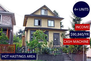 Main Photo: 229 TEMPLETON Drive in Vancouver: Hastings House for sale (Vancouver East)  : MLS®# R2230362