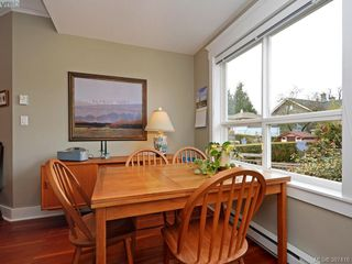 Photo 8: 608 Harbinger Avenue in VICTORIA: Vi Fairfield East Townhouse for sale (Victoria)  : MLS®# 387416