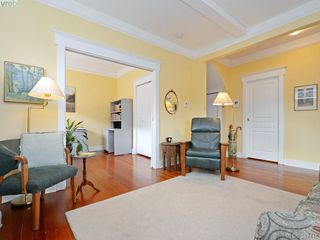 Photo 4: 608 Harbinger Avenue in VICTORIA: Vi Fairfield East Townhouse for sale (Victoria)  : MLS®# 387416