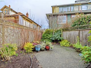 Photo 19: 608 Harbinger Avenue in VICTORIA: Vi Fairfield East Townhouse for sale (Victoria)  : MLS®# 387416