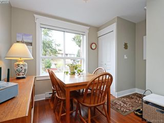 Photo 7: 608 Harbinger Avenue in VICTORIA: Vi Fairfield East Townhouse for sale (Victoria)  : MLS®# 387416
