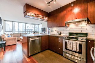 "Photo 1: 1603 1188 RICHARDS Street in Vancouver: Yaletown Condo for sale in ""PARK PLAZA"" (Vancouver West)  : MLS®# R2240525"