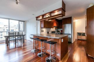 """Photo 2: 1603 1188 RICHARDS Street in Vancouver: Yaletown Condo for sale in """"PARK PLAZA"""" (Vancouver West)  : MLS®# R2240525"""