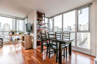 "Photo 6: 1603 1188 RICHARDS Street in Vancouver: Yaletown Condo for sale in ""PARK PLAZA"" (Vancouver West)  : MLS®# R2240525"