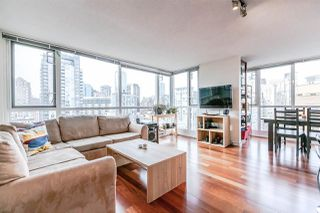 "Photo 4: 1603 1188 RICHARDS Street in Vancouver: Yaletown Condo for sale in ""PARK PLAZA"" (Vancouver West)  : MLS®# R2240525"