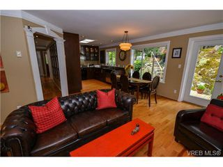 Photo 3: 1271 Carina Place in VICTORIA: SE Maplewood Residential for sale (Saanich East)  : MLS®# 325573