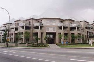 "Main Photo: 203A 301 MAUDE Road in Port Moody: North Shore Pt Moody Condo for sale in ""HERITAGE GRAND"" : MLS®# R2241734"