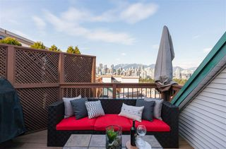 "Photo 2: 305 910 W 8TH Avenue in Vancouver: Fairview VW Condo for sale in ""THE RHAPSODY"" (Vancouver West)  : MLS®# R2249132"