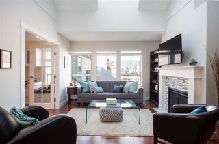 "Photo 5: 305 910 W 8TH Avenue in Vancouver: Fairview VW Condo for sale in ""THE RHAPSODY"" (Vancouver West)  : MLS®# R2249132"