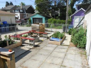 Photo 19: 626 Burnell Street in Winnipeg: West End Residential for sale (5C)  : MLS®# 1807107