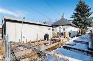 Photo 17: 626 Burnell Street in Winnipeg: West End Residential for sale (5C)  : MLS®# 1807107