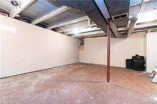Photo 15: 626 Burnell Street in Winnipeg: West End Residential for sale (5C)  : MLS®# 1807107