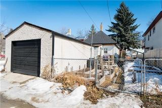 Photo 18: 626 Burnell Street in Winnipeg: West End Residential for sale (5C)  : MLS®# 1807107