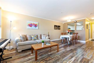 "Photo 1: 102 1519 GRANT Avenue in Port Coquitlam: Glenwood PQ Condo for sale in ""The Beacon"" : MLS®# R2302022"