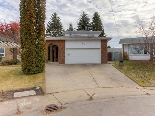 Main Photo: 93 GREENOCH Crescent in Edmonton: Zone 29 House for sale : MLS®# E4133328
