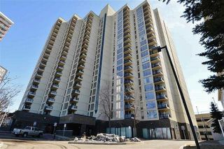 Main Photo: 203 10149 SASKATCHEWAN Drive in Edmonton: Zone 15 Condo for sale : MLS®# E4134844