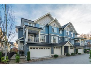 "Photo 1: 58 6575 192 Street in Surrey: Clayton Townhouse for sale in ""Ixia"" (Cloverdale)  : MLS®# R2321148"