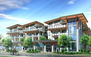 "Main Photo: 111 12460 191 Street in Pitt Meadows: Central Meadows Condo for sale in ""ORION"" : MLS®# R2328313"