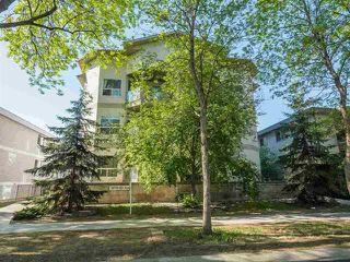 Photo 1: 103 10719 80 Avenue in Edmonton: Zone 15 Condo for sale : MLS®# E4140675