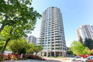 """Photo 1: 1850 4825 HAZEL Street in Burnaby: Forest Glen BS Condo for sale in """"THE EVERGREEN"""" (Burnaby South)  : MLS®# R2340116"""