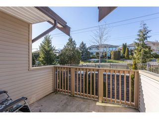 "Photo 18: 4 6238 192 Street in Surrey: Cloverdale BC Townhouse for sale in ""Bakerview Terrace"" (Cloverdale)  : MLS®# R2342921"