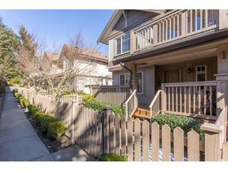 "Photo 2: 4 6238 192 Street in Surrey: Cloverdale BC Townhouse for sale in ""Bakerview Terrace"" (Cloverdale)  : MLS®# R2342921"
