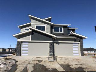 Photo 1: 746 Berg Loop: Leduc House Half Duplex for sale : MLS®# E4147924