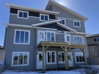 Photo 30: 746 Berg Loop: Leduc House Half Duplex for sale : MLS®# E4147924