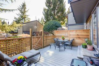 """Photo 1: 2627 FROMME Road in North Vancouver: Lynn Valley Townhouse for sale in """"Forestlynn"""" : MLS®# R2351501"""