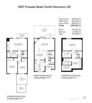 """Photo 18: 2627 FROMME Road in North Vancouver: Lynn Valley Townhouse for sale in """"Forestlynn"""" : MLS®# R2351501"""