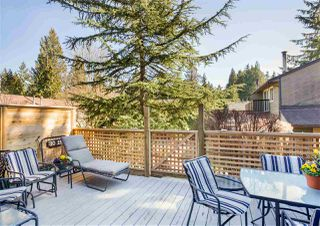 """Photo 14: 2627 FROMME Road in North Vancouver: Lynn Valley Townhouse for sale in """"Forestlynn"""" : MLS®# R2351501"""