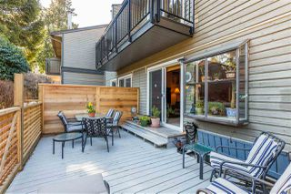 """Photo 15: 2627 FROMME Road in North Vancouver: Lynn Valley Townhouse for sale in """"Forestlynn"""" : MLS®# R2351501"""
