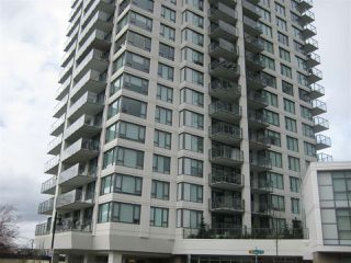 "Main Photo: 803 570 EMERSON Street in Coquitlam: Coquitlam West Condo for sale in ""Uptown 2"" : MLS®# R2356810"
