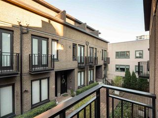 Photo 10: 1419 W 11TH Avenue in Vancouver: Fairview VW Townhouse for sale (Vancouver West)  : MLS®# R2359397