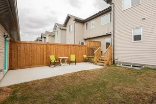 Photo 25: 17112 38 Street in Edmonton: Zone 03 House Half Duplex for sale : MLS®# E4152563