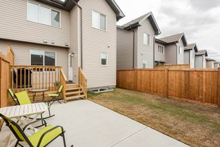 Photo 27: 17112 38 Street in Edmonton: Zone 03 House Half Duplex for sale : MLS®# E4152563