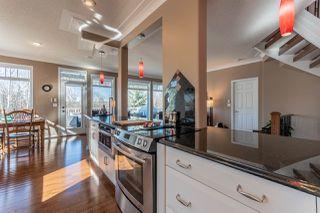 Photo 5: 1330 119B Street in Edmonton: Zone 16 House Half Duplex for sale : MLS®# E4154956