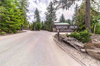 "Photo 3: 10 2400 CAVENDISH Way in Whistler: Nordic Townhouse for sale in ""WHISKI JACK"" : MLS®# R2369999"