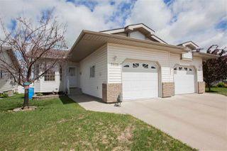 Photo 1: 9825 100A Avenue: Morinville House Half Duplex for sale : MLS®# E4159484