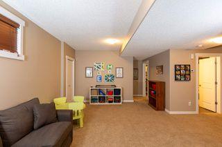 Photo 26: 75 Rue Moreau Street: Beaumont House for sale : MLS®# E4160227