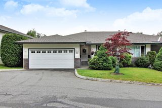 Photo 1: 58 34250 HAZELWOOD Avenue in Abbotsford: Abbotsford East Townhouse for sale : MLS®# R2378409