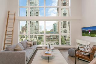 "Main Photo: 408 1238 SEYMOUR Street in Vancouver: Downtown VW Condo for sale in ""Space"" (Vancouver West)  : MLS®# R2378878"
