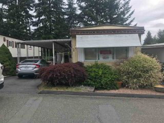 "Main Photo: 2 13650 80 Avenue in Surrey: East Newton Manufactured Home for sale in ""Leeside"" : MLS®# R2386700"