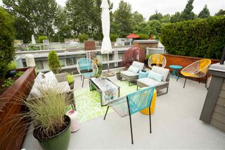 """Photo 12: 215 735 WEST 15TH Street in North Vancouver: Mosquito Creek Townhouse for sale in """"Seven 35"""" : MLS®# R2387259"""