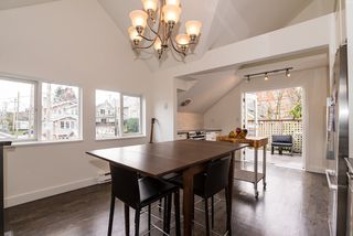 Photo 5: 2640 POINT GREY Road in Vancouver: Kitsilano Townhouse for sale (Vancouver West)  : MLS®# R2412070