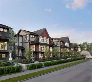 Main Photo: 201 19451 SUTTON AVENUE in Pitt Meadows: South Meadows Townhouse for sale