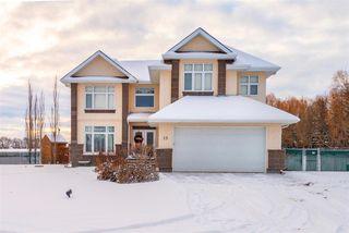 Main Photo: 15 55319 RR 223: Rural Sturgeon County House for sale : MLS®# E4181012