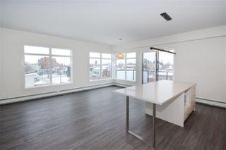 Photo 2: 403 10837 83 Avenue in Edmonton: Zone 15 Condo for sale : MLS®# E4186980