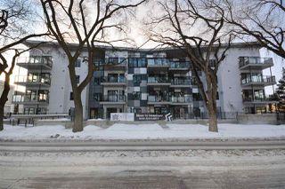 Photo 1: 403 10837 83 Avenue in Edmonton: Zone 15 Condo for sale : MLS®# E4186980